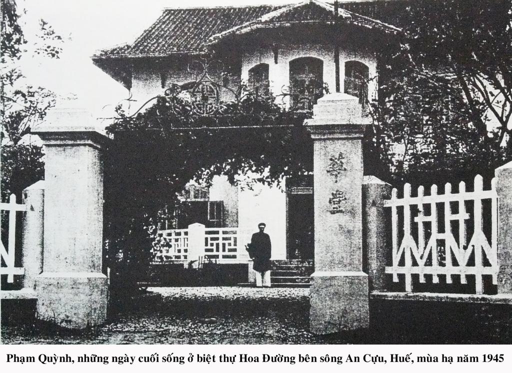 Biet thu Hoa Duong